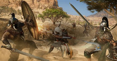 The new Assassin's Creed Origins trailer shows off the