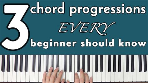 Common Chord Progressions Every Beginner Should Know