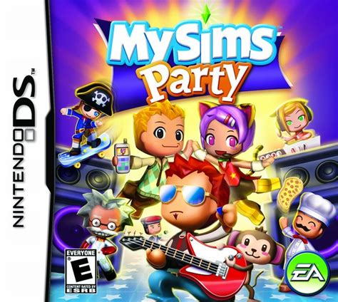 MySims Party Review - IGN