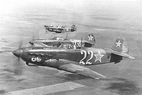 Yakovlev Yak-9 of the 6th GvIAP (Guards Fighters Regiment