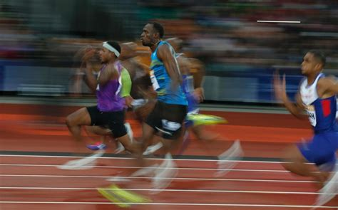 Built for speed: what makes Usain Bolt so fast?