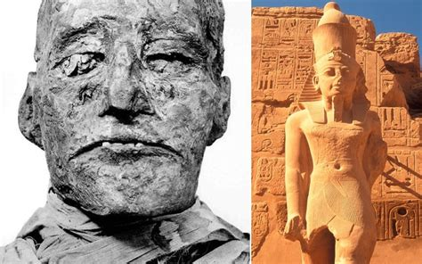 Pharaoh's murder riddle solved after 3,000 years - Telegraph