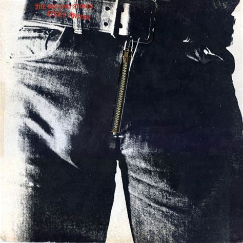 Album Cover of the Week: The Rolling Stones — Sticky